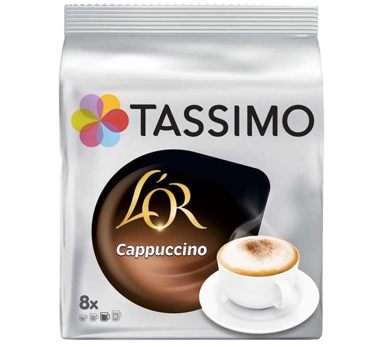 Tassimo L Or Cappucino 267g