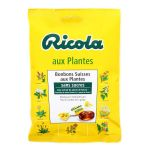 Ricola Plantes Stevia 70g