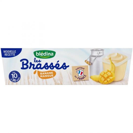 Brass.banane Mangue 6x95g