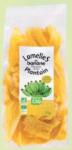 Lamelles de banane plantain bio salées