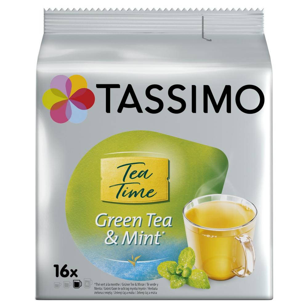 Tassimo The Vert 16d 40g