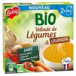 Liebig Bio Vel Leg Quinoa 2x30