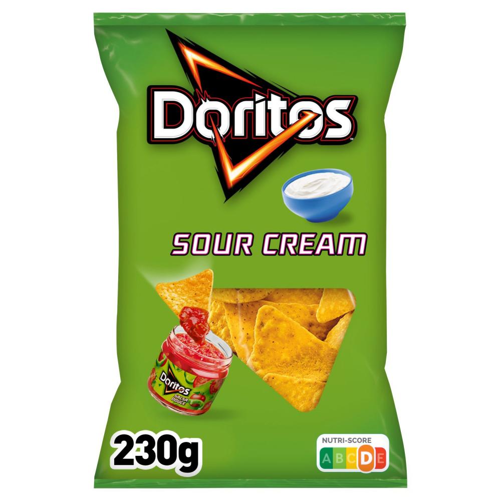 Doritos Sour Cream 230g