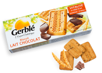 Gerble Biscuit Chocolait 172g