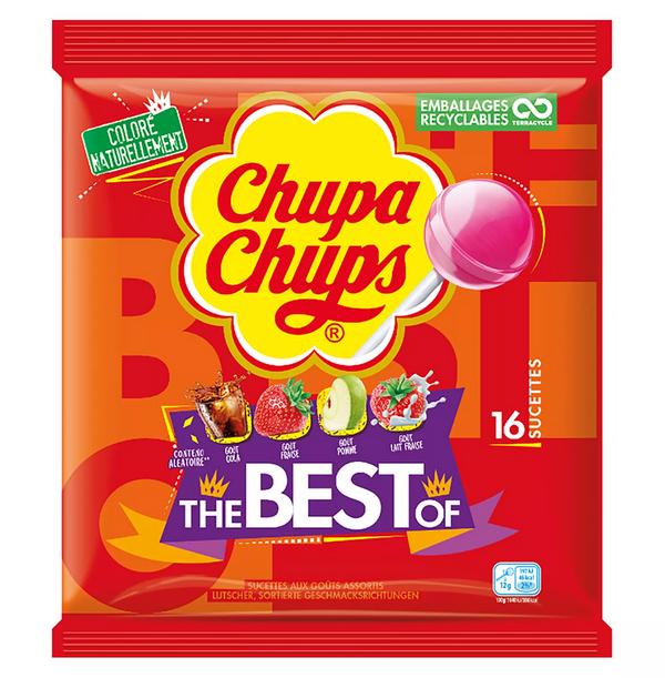 Chup.chups Sch.192g Best Of