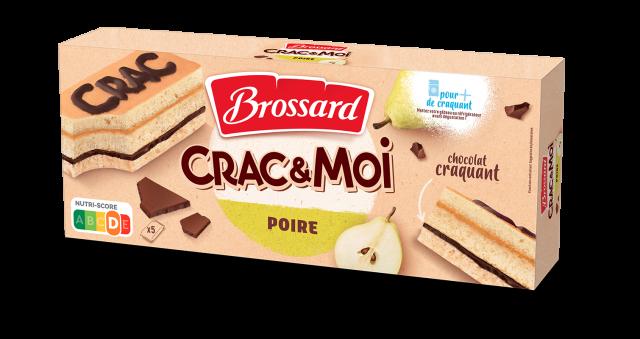 Crac & Moi Poire 155g