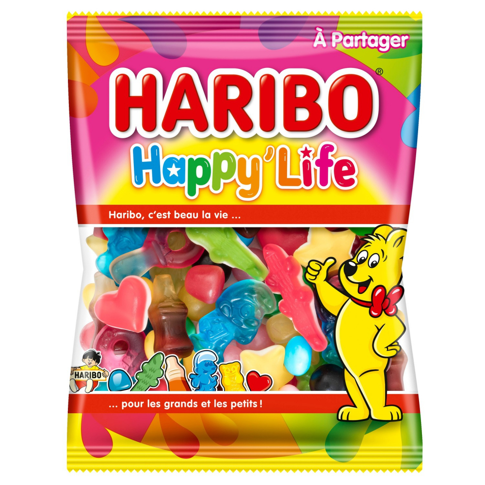 Haribo Happy Life 275g