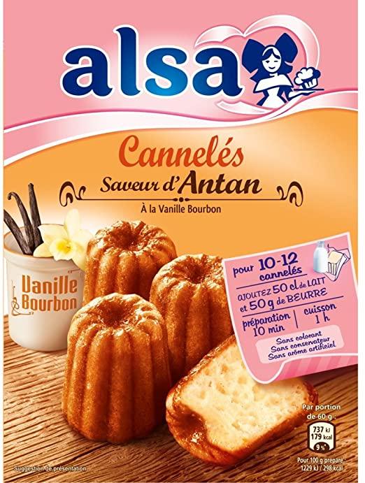Alsa Canneles 387g