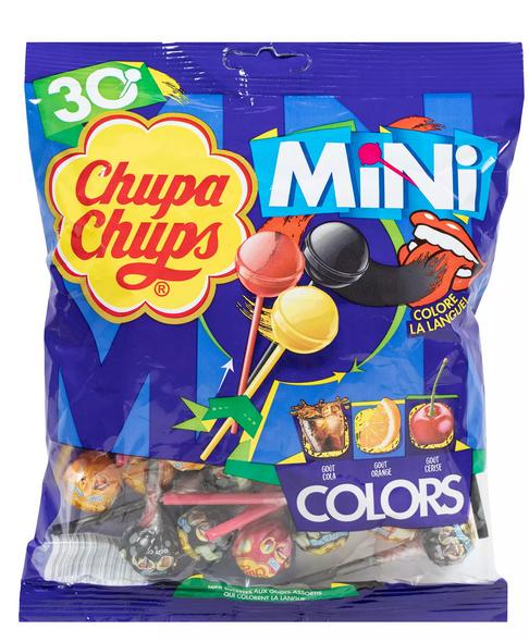 Chupa C.mini Colors X30 180g