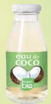 Eau de coco bio