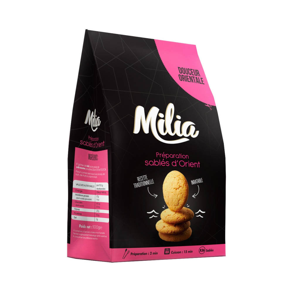 Mix Sable D'orient 500g Milia
