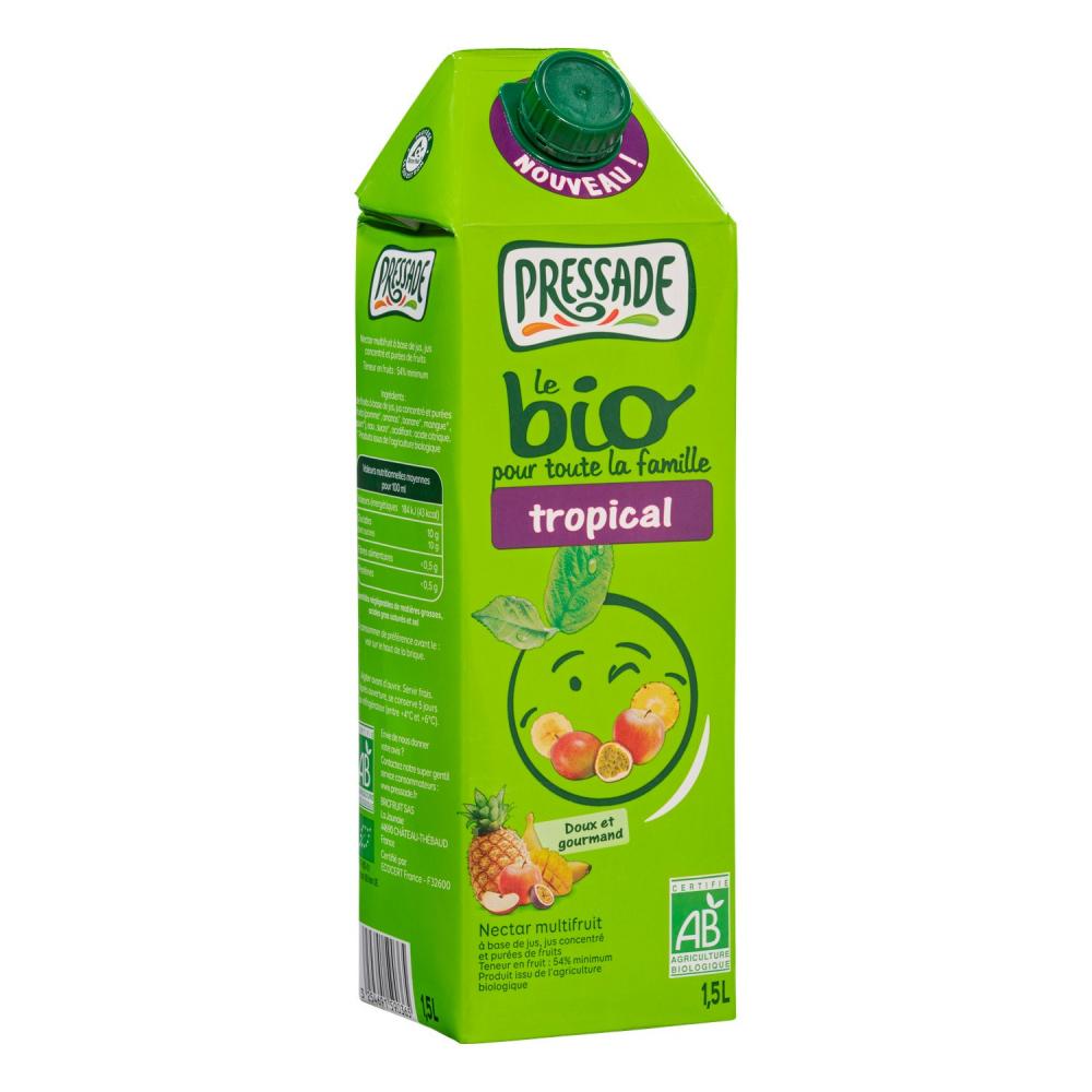 Pressade Nect. Bio Tropical 6x