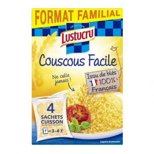 Lust.couscous 4x200g