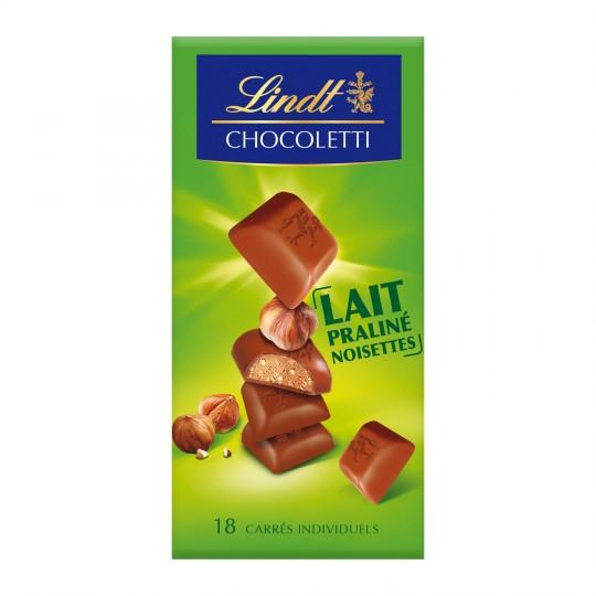 Chocoletti Lait Noiset.100g