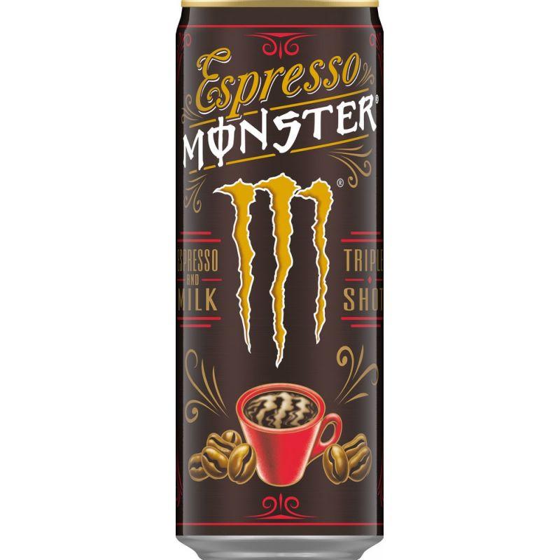 Monster Espresso Milk 25cl Fra