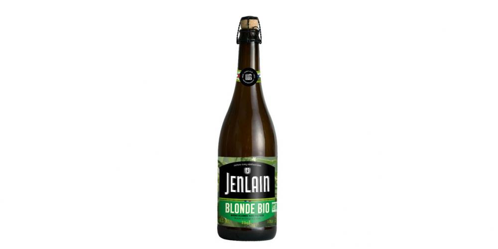 Jenlain Blonde Bio  6d2 75cl