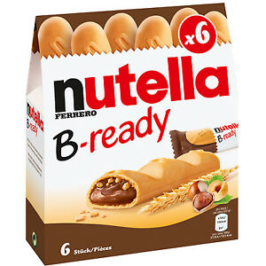 Nutella B-ready Etui 132g