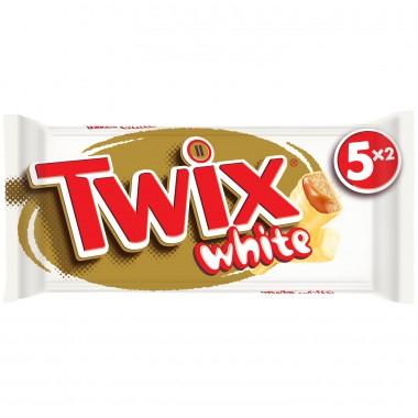 Twix White X5 230g